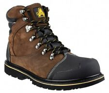 Amblers FS227 Waterproof Safety Boots Composite Toe Caps & Midsole SnickerDirect