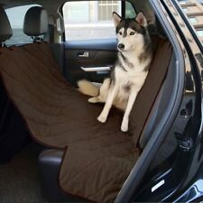 Deluxe Waterproof Pet Dog Car Seat Cover Nonslip Truck SUV Back Seat Mat Hammock