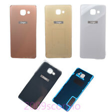 OEM Back Glass Cover Battery Door Housing Panel For Samsung Galaxy A5 2016 A510