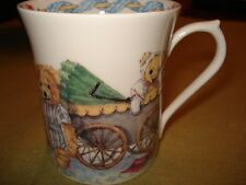 "Queens China ""Tales of Teddies"" Colour Box Fine Bone China Childs Handled Cup"