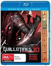 Guillotines, The | 3D + 2D Blu-ray - Blu Ray Region A,B,C