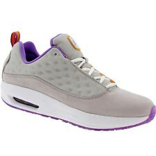 441364-004 Nike Jordan Men CMFT Viz Air 13 XIII (grey /violet /orange) grape jp