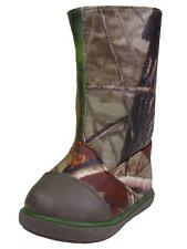 Camo Realtree Toddler Unisex Rain Boots Fashion Boots Baby Deer Size 11