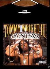 Tommy Wright III T shirt; Tommy Wright III Genesis T Shirt