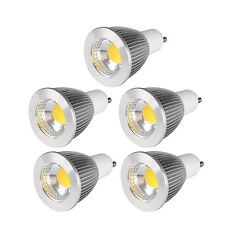 Ultra Bright 3W 5W 7W 9W GU10 MR16 COB LED Bulb Spot light Lamp Warm Cool White