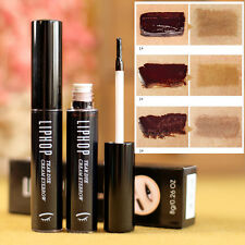 8g Peel off Eyebrow Enhancer Tint Gel Waterproof Makeup Eyebrow Cream Dye Color