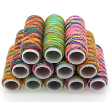 Multicolor Sewing polyester thread machine reels spool cord string rope Handwork