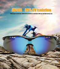 Cycling Sunglasses Outdoor Sport Man Glasses Polarized Lens Eye Protection UV400