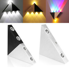 Modern 3W 5W LED Wall Light Lamp Restroom Bedroom Wall Sconce Lamp Fixture
