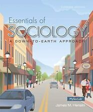 Essentials of Sociology  by Henslin, James M. 11TH EDITION