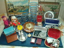 1960's HOUSEHOLD COLLECTABLES ~ click HERE to browse or order