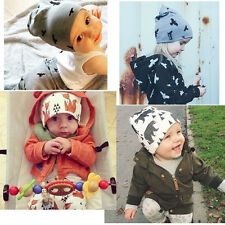 Baby Toddler Kid Girl Boy Infant Winter Warm Hat Beanie Cap Photo Prop Animal
