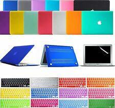 Hard Case Keyboard Skin Cover Screen Protector Film For Apple Macbook AIR 12""