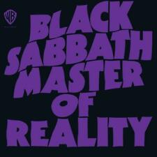 Master of Reality - Sabbath Black New & Sealed Compact Disc Free Shipping