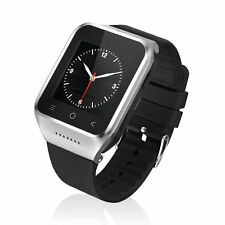 S8 Android 4.4 MTK6572 Dual Core Smart Watch Phone 3G Camera GPS Wristwatch NEW