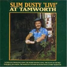 Live At Tamworth - Dusty,Slim CD-JEWEL CASE