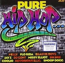Pure Hip Hop - V/A New & Sealed CD-JEWEL CASE Free Shipping