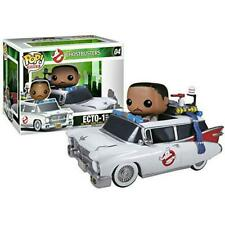 Funko POP! Movies: Ghostbusters - Winston Zeddmore and Ecto 1 Action Figure