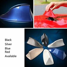 Universal Auto Car Roof Radio AM/FM Signal Shark Fin Style Aerial Antenna Colors