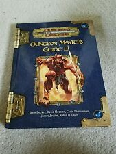 Dungeons &  Dragons Supplement Dungeon Master's Guide II Hardcover