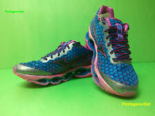 Mizuno Wave Prophecy 3 Running Shoes (W) Blue/Pink J1GD140002