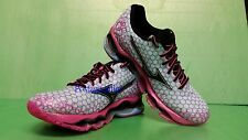 Mizuno Wave Prophecy 3 Running Shoes (W) White/Pink J1GD140012