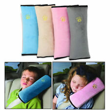 Baby Kids Safety Car Seat Belt Harness Shoulder Cushion Pad Sleep Cover Pillow