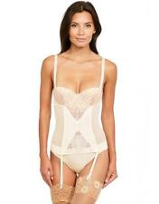 Wonderbra Refined Glamour Bridal Strapless Balconette Basque in Ivory 30-38 A-F