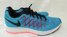 Women's Nike Air Zoom Pegasus 32 Running Shoes 749344-408  Blue 186A