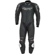 RST Tractech Evo 2 One Piece Motorcycle Race Suit - Black