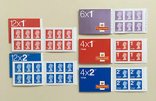 1st & 2nd Class Royal Mail Letter, Large Letter Stamps GENUINE & New! Royal Mail