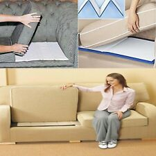 NEW DELUXE SOFA SEAT REJUVENATOR BOARDS ARMCHAIR SUPPORT 1-2-3 SEATER SAVERS
