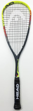 Head Nano Ti Heat Squash Racquet - RRP 159.99 - BEST SELLER - FREE POST