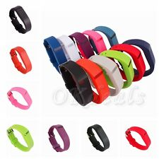 Replacement Wristband With Metal Buckle For Fitbit Flex smart Bracelet Wristband