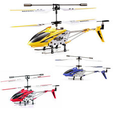 Syma S107G 3.5 Channel Airplane USB RC Helicopter with Gyro for Kids Toys Gift