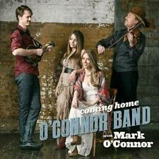 Coming Home - Band O'connor New & Sealed Compact Disc Free Shipping