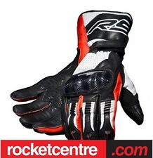 RST BLADE MOTORCYCLE GLOVES RACE TRACK SPORTS PROTECTION SUMMER CARBON KNUCKLE