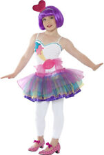Children's Mini Candy Girl Katy Perry Costume Heroes Fancy Party Dress