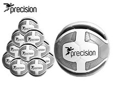 *CLEARANCE NEW* 10 x PRECISION TRAINING SANTOS SILVER - SIZE 3, 4, 5