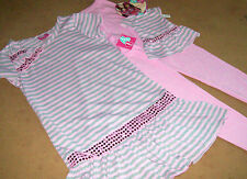 NEW 4PC HOLIDAY LEGGINGS OUTFIT ++ matching OUTFIT FOR AMERICAN GIRL DOLL DOLL