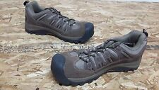 New Mens Coleman Niagara Taupe Brown Suede Hiking Shoes (J123)