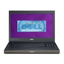 Dell Precision M4700 Intel i7 Quad 3840QM 2.80GHz 16GB 512GB SSD DVDRW Win 7 Pro