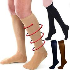 Relief Compression Knee Stockings 30-40 mmhg Leg Socks Relief Pain Support Socks