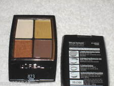 Loreal WEAR INFINITE Studio Secrets QUAD EYE SHADOW 823 BRONZER 824 LANDSCAPE