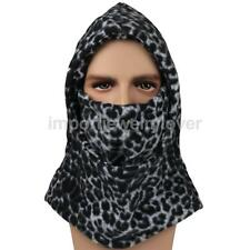 Double-sided Fleece Windproof Bike Winter Full Face Mask Cover Caps