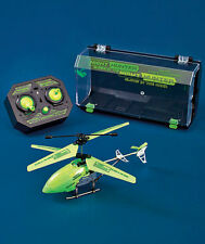 Radio Control Glow In The Dark Helicopter R/C Vehicle Kids Boys Toys Indoor NEW