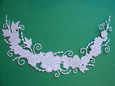 **TATTERED LACE  FLORAL FLOURISH EDGE DIE CUTS - 21 COLOURS**