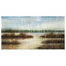 Poster Print Wall Art entitled Early Morning Mist