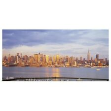 Poster Print Wall Art entitled Midtown Manhattan New York City NY