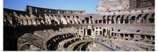 Poster Print Wall Art entitled Colosseum Rome Italy